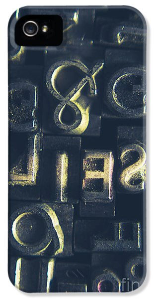 Hidden Agenda In Declassified Lies IPhone 5 Case by Jorgo Photography - Wall Art Gallery