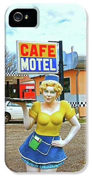 Highway Waitress # 2 IPhone 5 Case