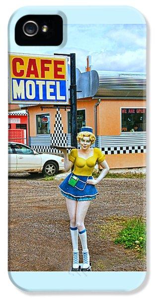 Highway Waitress IPhone 5 Case