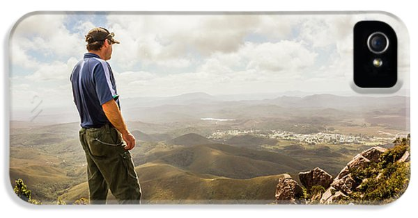 Hiking Australia IPhone 5 Case by Jorgo Photography - Wall Art Gallery