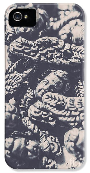 Historic Angel Abstract IPhone 5 Case
