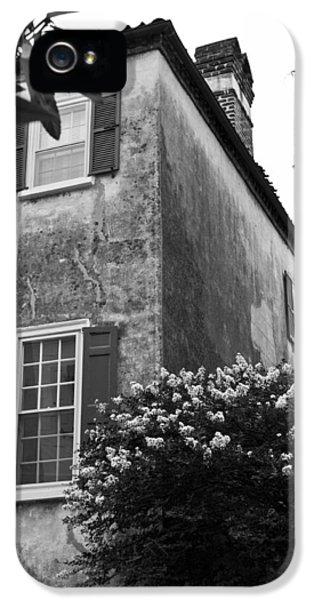 Historic Charleston Home IPhone 5 Case by Dustin K Ryan