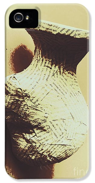 History Is Written By The Victors IPhone 5 Case
