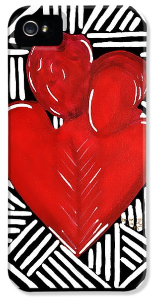 Hold Me IPhone 5 Case by Diamin Nicole