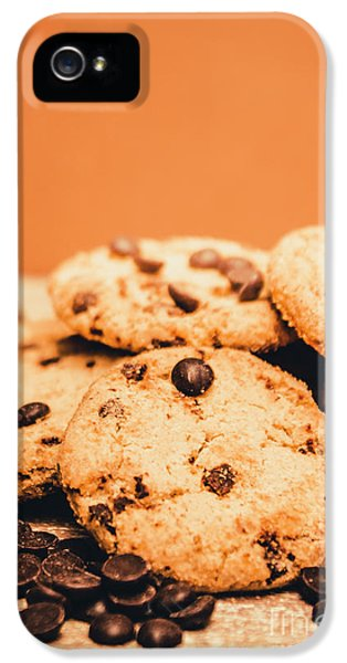 Home Baked Chocolate Biscuits IPhone 5 Case