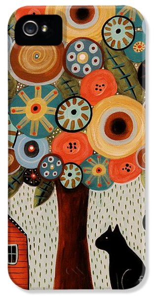 Home Sweet Home IPhone 5 Case by Karla Gerard