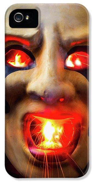 Hot Mask IPhone 5 Case