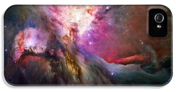 Hubble's Sharpest View Of The Orion Nebula IPhone 5 Case