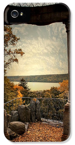 Hudson River Overlook IPhone 5 Case
