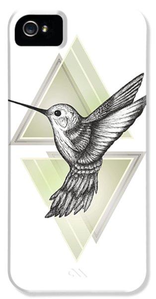 Hummingbird IPhone 5 / 5s Case by Barlena