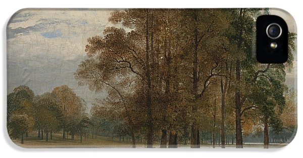 Hyde Park IPhone 5 / 5s Case by John Martin