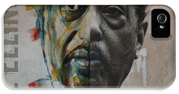 I Got It Bad And That Ain't Good IPhone 5 Case by Paul Lovering