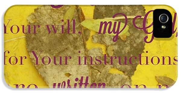 Design iPhone 5 Case - I Waited Patiently For The Lord To Help by LIFT Women's Ministry designs --by Julie Hurttgam