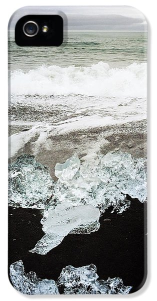 Cool iPhone 5 Case - Ice In Iceland by Matthias Hauser