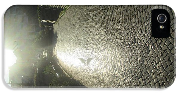 Detail iPhone 5 Case - Illuminated Inverted Path by Anamarija Marinovic