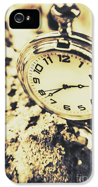 Illusive Time IPhone 5 Case by Jorgo Photography - Wall Art Gallery