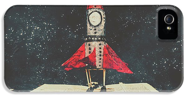 Imagination Is A Space Of Learning Fun IPhone 5 Case by Jorgo Photography - Wall Art Gallery