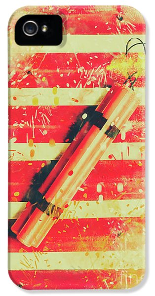 Impact Blast IPhone 5 Case by Jorgo Photography - Wall Art Gallery