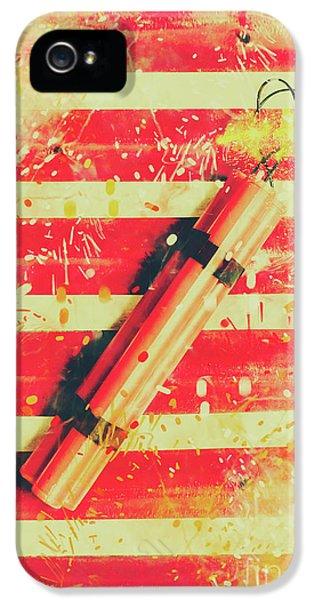 Impact Blast IPhone 5 Case by Jorgo Photography - Wall Art Gallery