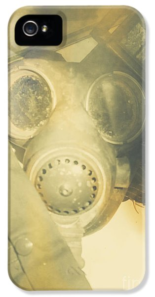 Breathe iPhone 5 Case - In Case Of War by Jorgo Photography - Wall Art Gallery