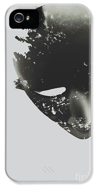In Creation Of Thought  IPhone 5 Case by Jorgo Photography - Wall Art Gallery