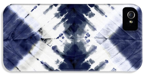 Indigo II IPhone 5 Case by Mindy Sommers