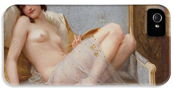 Indolence IPhone 5 Case by Guillaume Seignac