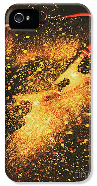 Industrial Jump Start IPhone 5 Case by Jorgo Photography - Wall Art Gallery