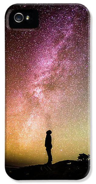 Infinite Possibilities IPhone 5 Case by Happy Home Artistry