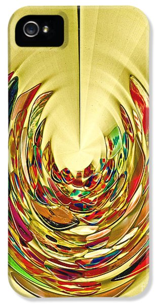 IPhone 5 Case featuring the photograph Inner Peace by Nareeta Martin