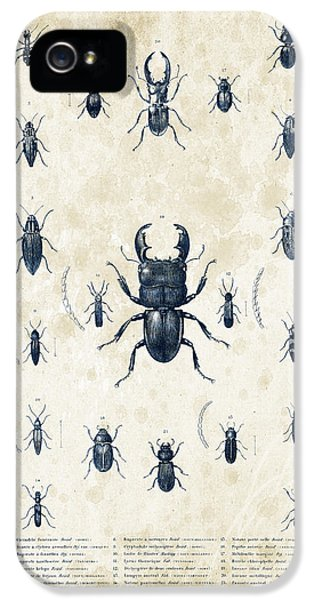 Insects - 1832 - 06 IPhone 5 Case