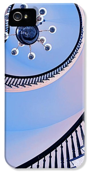 Inside The Curve IPhone 5 Case by Iryna Goodall