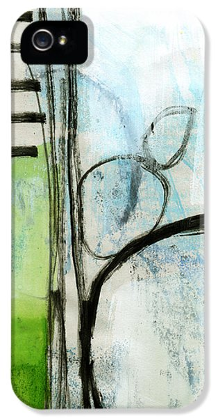 Intersections #35 IPhone 5 Case by Linda Woods