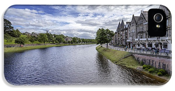 IPhone 5 Case featuring the photograph Inverness by Jeremy Lavender Photography