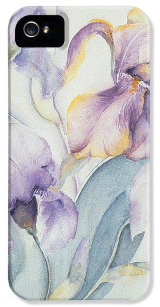 Iris IPhone 5 Case by Karen Armitage