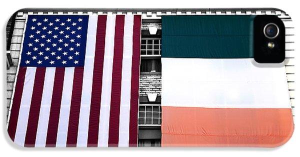 Irish American Fusion IPhone 5 Case by John Rizzuto
