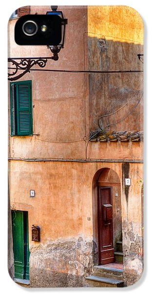 Italian Alley IPhone 5 Case
