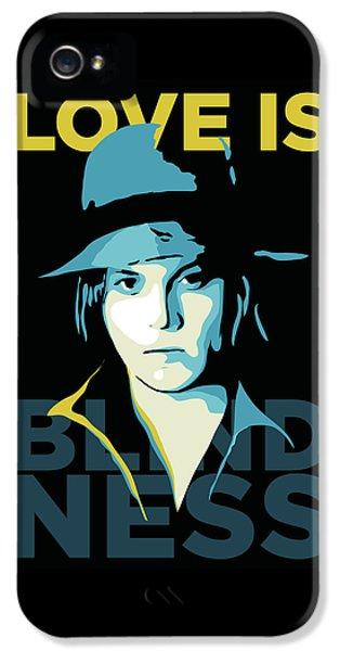 Jack White IPhone 5 Case