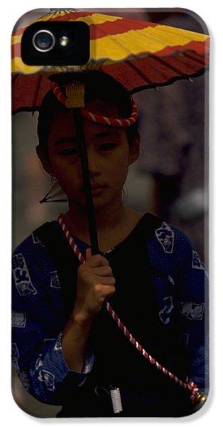 Japanese Girl IPhone 5 Case