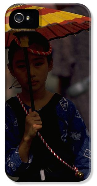 Japanese Girl IPhone 5 Case by Travel Pics