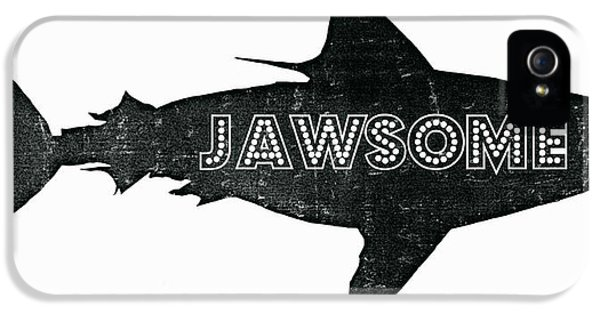 Jawsome IPhone 5 Case by Michelle Calkins