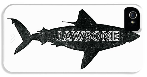 Jawsome IPhone 5 Case