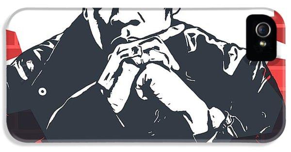 Jay Z Graffiti Tribute IPhone 5 Case by Dan Sproul