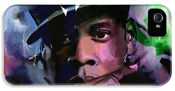 Jay Z IPhone 5 / 5s Case by Richard Day