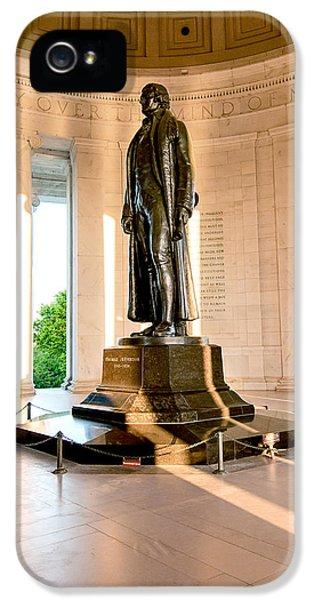 Jefferson Memorial IPhone 5 Case