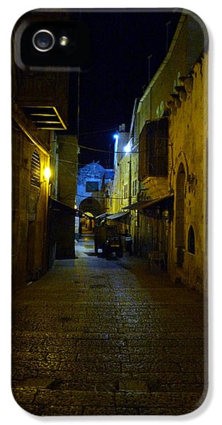 IPhone 5 Case featuring the photograph Jerusalem Of Copper 3 by Dubi Roman