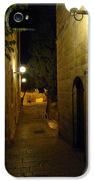 IPhone 5 Case featuring the photograph Jerusalem Of Copper 4 by Dubi Roman