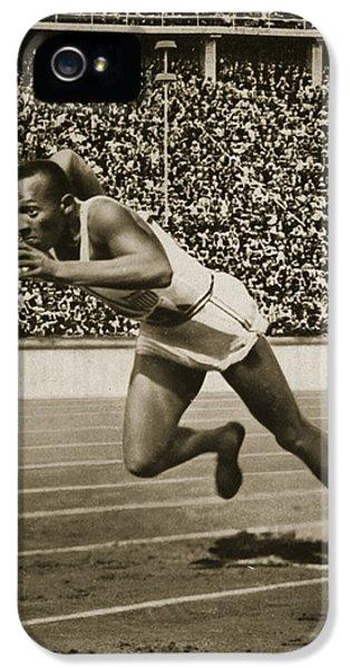 Jesse Owens IPhone 5 Case