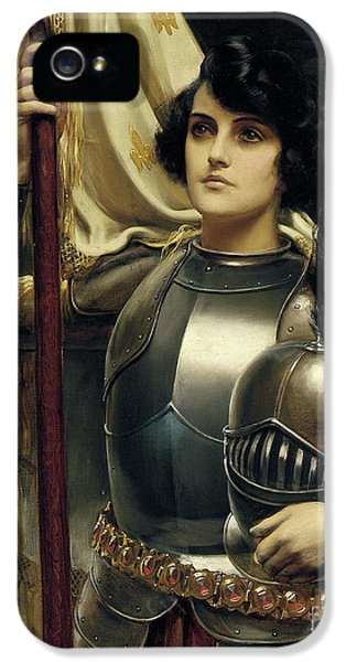 Joan Of Arc IPhone 5 Case