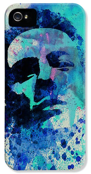Joe Strummer IPhone 5 Case by Naxart Studio